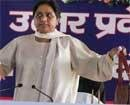 Mayawati charges opponents with conspiracy, announces stir
