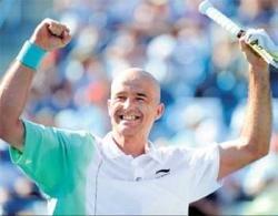 On-song Nadal sets up Ljubicic encounter