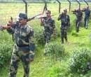 More central forces arrive in Orissa for anti-Maoist drive