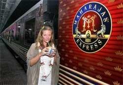 Maharajas' Express promises luxury journey from Kolkata to Delhi