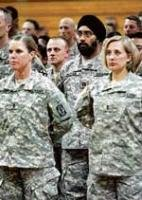First turbaned Sikh since 1981 completes US Army training