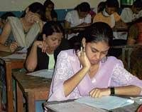 When parents catch examination fever