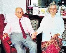Couple for 74 years die within 3 days of each other