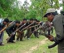 Maoists blow up police station, block office in Bihar