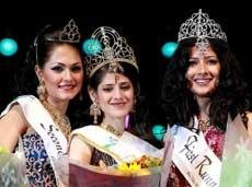 South African Kajal Lutchminarian is new Miss India Worldwide