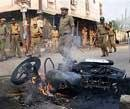 Clash-hit Hyderabad tense; govt deploying additional forces