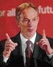 Blair makes UK comeback to help Labour