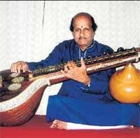 Veena maestro honoured