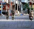 Peace prevails in Hyderabad