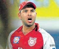 Horrified Yuvraj rubbishes reports of underperformance