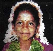 Teacher's barbs force girl to immolate herself