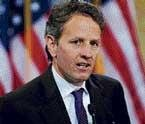 India visit aimed at strengthening ties: Geithner