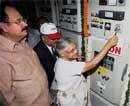 CWG village gets dedicated power grid