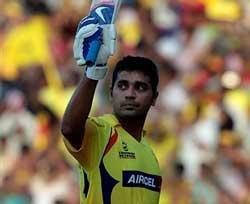 Vijay's stunning ton helps Chennai beat Rajasthan