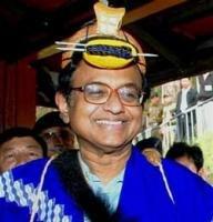 Chidamabaram visits Tawang
