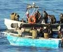 Somali pirates release one of eight Indian vessels