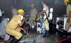 Electronic goods worth Rs 10 lakh gutted