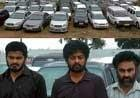 Auto thieves gang busted, 41 cars recovered