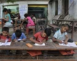 Schools lack infrastructure to live upto RTE targets