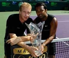 Paes-Dlouhy beat Bhupathi-Mirnyi to clinch Miami Open