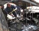 Thirty killed as triple blasts rock Baghdad