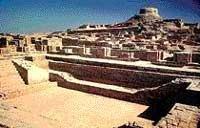 Harappan civilisation had three growth epi-centres