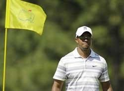 After the fall, Tiger finds thrills in his first love - golf