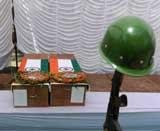 Leaders pay last respects to jawans killed in Naxal attack