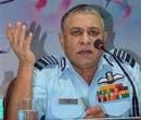 IAF Chief not in favour of use of air power against Naxals