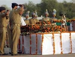Bodies of slain CRPF jawans flown into the national capital