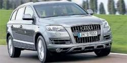 Audi rolls out latest Q7 4.2 TDI