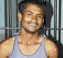 Cop-weary suspect seeks jail as haven