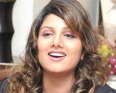 Actress Rambha ties the knot at Tirumala