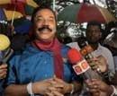 Rajapaksa's party returns to power in  Lanka