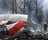 Polish prez killed in air crash