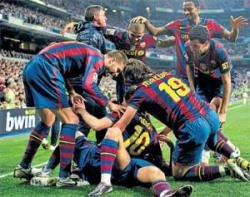 Barcelona lesson for Real