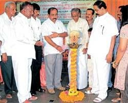 Kalyan Mantap constructed for poor
