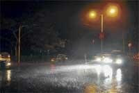 Rain brings relief to south Karnataka