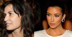 Demi Moore jealous of Kim Kardashian?