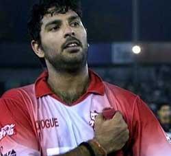 Never said I'll leave Kings XI Punjab: Yuvraj