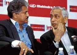 Clean records to take 2 more yrs: Mahindra Satyam