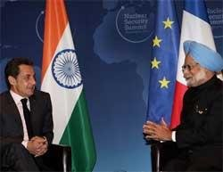 India, France call for concerted effort to deal with terrorism