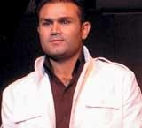 Sehwag is Wisden Cricketer of the Year again