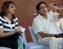 No question of resigning, says Tharoor