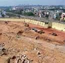 Work on Sampige Road Metro station begins