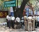 Karnataka cops get leads on men behind stadium blasts