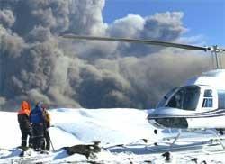 Volcanic ash further hampers European air traffic
