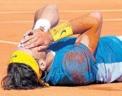 Nadal reigns supreme