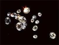 Like a diamond in the sky...