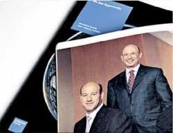 Goldman top brass oversaw mortgage unit